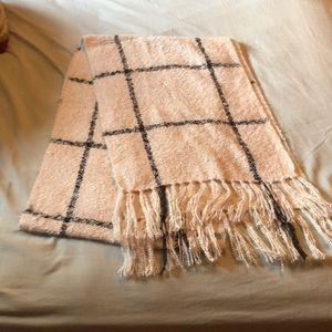 Super cozy blanket scarf